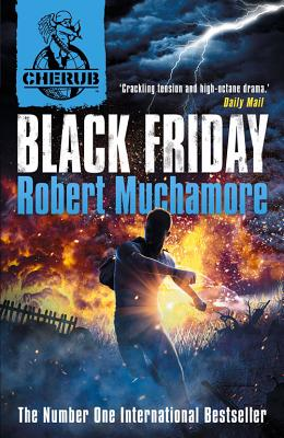 Black Friday By Muchamore, Robert